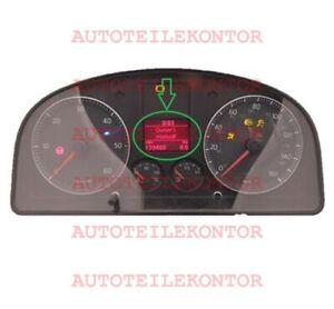 LCD Display Kombiinstrument für VW Golf 5 1K, Touran 1T, Passat 3C, Seat, Skoda