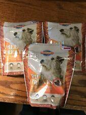 New listing (3) 30 Packs Vet Works Pill Treats Bacon Flavor 120 Chews Expire 7/16/2021