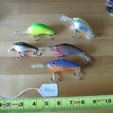 Mann fishing lure and others (lot#9220)
