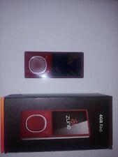 Microsoft Zune 4 red ( 4 Gb ) Digital Media Player