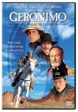 Geronimo An American Legend  (DVD, 1998, Full Screen)  Brand New