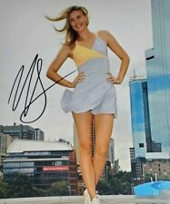 Maria Sharapova Hand Signed 8x10 Photo w/Holo COA