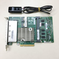 Hp Smart Array P822 / 2GB FBWC 6GB SAS RAID Controller 615418-B21 with Battery