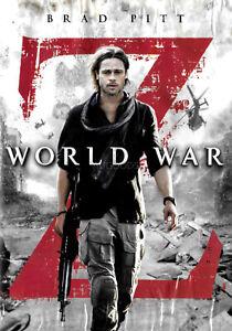 World Z War - Rare DVD Aus Stock -Excellent