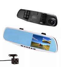 Camara Para Carro Auto De Video Gravadora de reversa y frontal