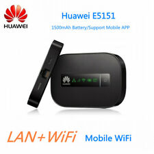 Huawei E5151 3G 21Mpbs Mobile WLAN Router with Ethernet Port