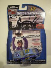 NASCAR AUTHENTICS 2017 Wave 11*RICKY STENHOUSE #17*5/3 Bank Car Talladega Winner