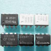 (12) pc Solid-State Relay / Opto-Isolator / Coupler Assortment