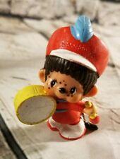 Sekiguchi Monchichi Marching Band Drum Drummer Figure 1979 t8