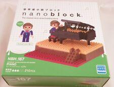 Kawada Nanoblock PIANO JAPAN building toy block  NBH_167 Worldwide nanobbit