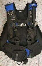 Aqualung BALANCE BCD LARGE Vest BC Buoyancy Compensator SCUBA Dive