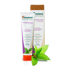 Himalaya Complete Care Simply Spearmint Toothpaste 5.07 Oz/150 gm (1 Pack)