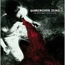 Dimension Zero - He Who Shall Not Bleed [New CD] UK - Import