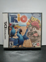 ** Rio (Nintendo DS) - Additional Nintendo DSi Feature - New - Free Shipping!