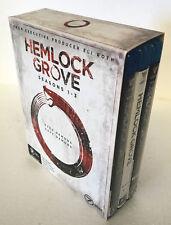 HEMLOCK GROVE Series 1 2 3 BLU-RAY 7-Disc Box Set REGION B oz seller S1-3