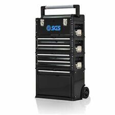 SGS STC500D Mobile Heavy Duty 4 Part Tool Box
