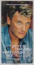 Johnny Hallyday CD Sampler Anthologie Vol 3 1997