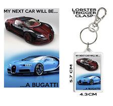 BUGATTI KEYRING Matching Mug Available My Next Car Will Be A Bugatti