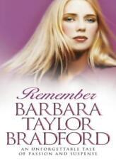 Remember-Barbara Taylor Bradford, 9780586070369