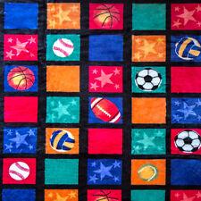 Super Soft Plush Sports-Stars Throw