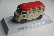 "MATCHBOX MOY -'47/1947 CITROEN H-van/HY crème/rouge ""pommery"""