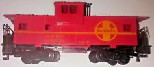 BACHMANN 999628 CABOOSE - A.T.S.F. SANTA FE - HO SCALE - CLEAN AND GOOD - NICE