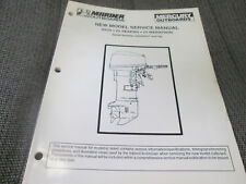 Mercury/Mariner 20/25/25 Sea Pro/25 Marathon Engines 90-826883