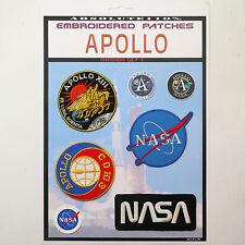 NASA APOLLO 13, Soyuz Mission Crew Patch Set - Iron-On Patch Mega Set #086