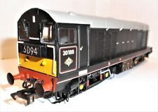 BACHMANN CLASS 20 DIESEL LOCO IN BR BLACK LIVERY WATERMAN LTD EDITION