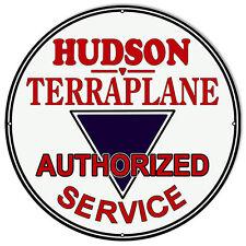 Hudson Terraplane Service Reproduction Garage Shop Sign