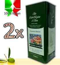 Confezione 10 litri di 100% Italiano Olio Extravergine di Oliva - Puglia