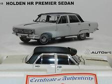 Biante 1/18 Holden HR Premier Sedan Grecian White Black Roof  MIB
