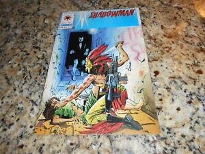 SHADOWMAN #1 VALIANT  MINT! 1992