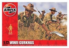 British 1914-1945 Military Personnel Airfix Toy Soldiers