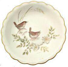 Royal Worcester The Birds of Dorothy Doughty Wrens & Burnet Rose