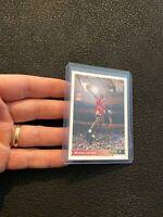 Michael Jordan 1992 Upper Deck #23 ICONIC Chicago Bulls NR INVEST NBA GOAT 🏀