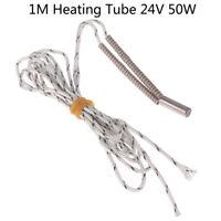 10pcs 24v 40W Ceramic Cartridge Wire Heater For Arduino 3D Printer Reprap NEW L8