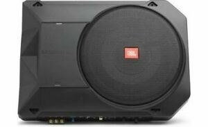 "JBL BASSPRO SL Powered 8"" Underseat Car Truck SUV Sub Subwoofer Audio System"