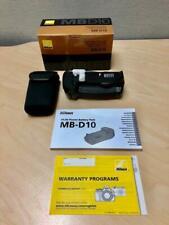 Nikon MB-D10 Multi Power Battery Pack for Nikon D300 & D700 Digital SLR Cameras