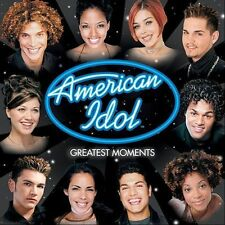 American Idol: Greatest Moments by Various Artists (CD, Oct-2002, RCA)