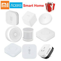 Xiaomi Aqara Smart Home Light Control Gateway Door Window Human Sensor Switch