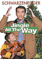 Jingle All The Way [DVD] [1996], Very Good DVD, Laraine Newman,E.J. De la Pena,J