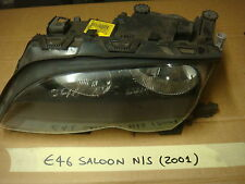 BMW E46 SALOON HEADLIGHT N/S (2001)
