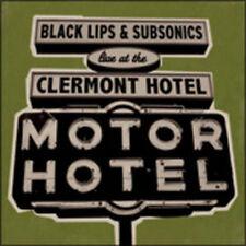 "BLACK LIPS / SUBSONICS split LIVE 7"" NEW wfmu king khan BBQ gentleman jesse lp"