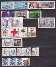Bund Sonderbriefmarken aus dem Jahre  1988