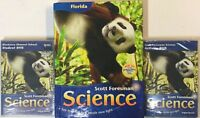 Grade 4 Scott Foresman Science Curriculum +DVDs Homeschool 4th Bundle