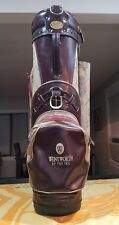 Vintage Hot-Z Tapestry Golf Cart Bag WENTWORTH BY THE SEA Womens RYE NH USA
