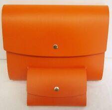 San Lorenzo Design Firenze Clutch & Wallet Italian Leather (6 x 7.5) (3 x 4 3/8)
