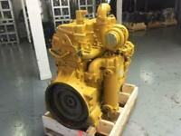 CAT 3406E BET 14.6 Liter Diesel Engine, 335HP, All Complete and Run Tested.