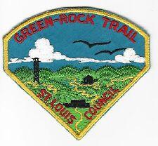 BOY SCOUT  GREEN-ROCK TRAIL   PP   MO